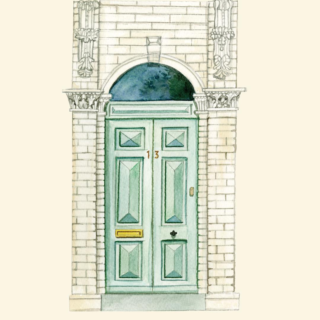 London_Door
