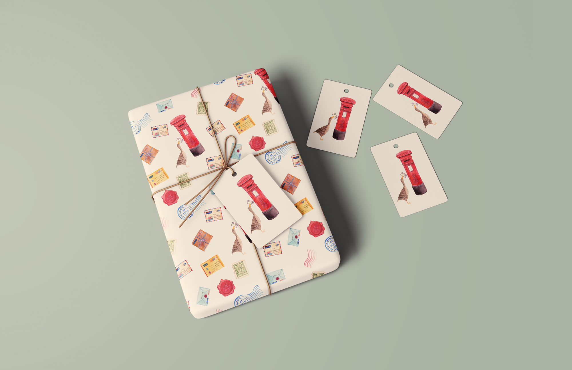 Wrapped-Gift-Mockup